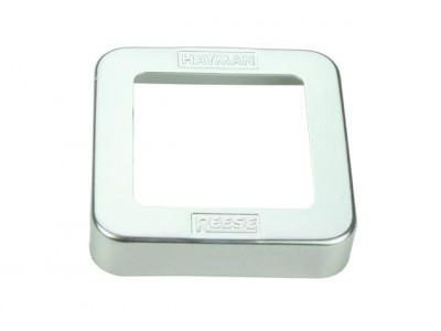 Hayman Reese Hitch Box Collar Cover Chrome