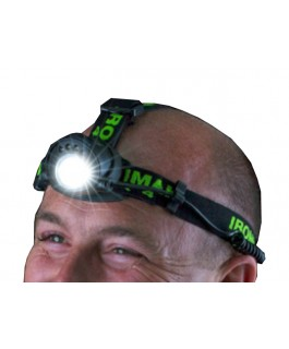 Ironman 4x4 LED Sensor Head Lamp