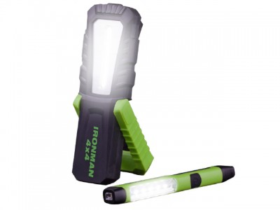 Ironman 4x4 LED Work Light Combo