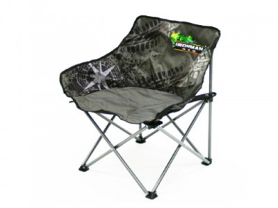 Ironman 4x4 Mid Size Low Back Camp Chair