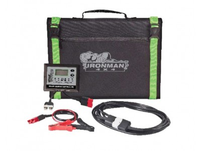 Ironman 4x4 120W Solar Mat Kit