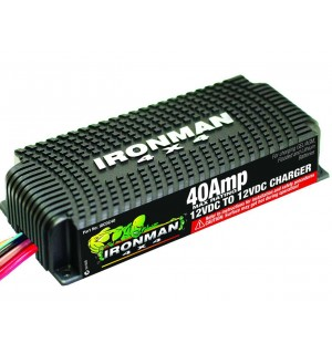 Ironman 4x4 DC to DC 40 Amp Battery Charger
