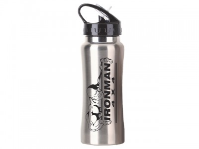 Ironman 4x4 Water Bottle (Stainless)