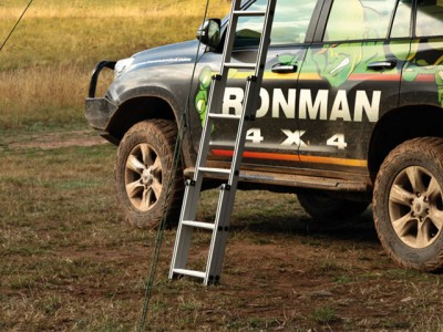 Ironman 4x4 Rooftop Tent Ladder Extension Kit (500mm)