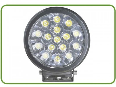 Ironman 4x4 7 Inch Blast Combo LED Light (Each)