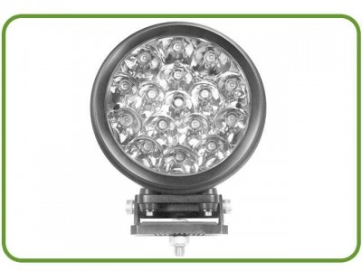 Ironman 4x4 7 Inch Blast Spot LED Light (Each)