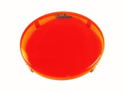 Ironman 4x4 9 inch Comet Amber Light Cover