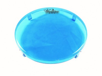 Ironman 4x4 9 inch Comet Blue Light Cover