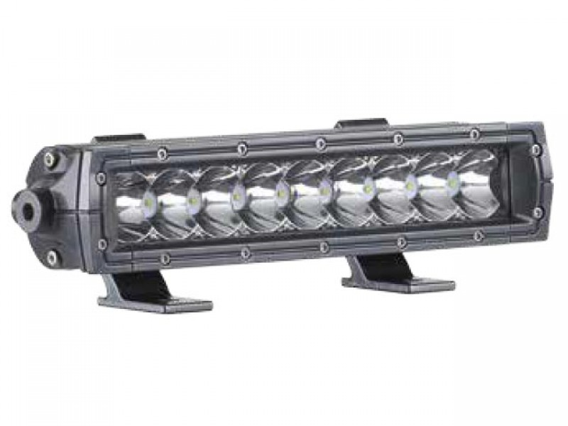Spot lights and led light bars superior engineering ironman 4x4 led light bar 11 inch 45 watt aloadofball Images