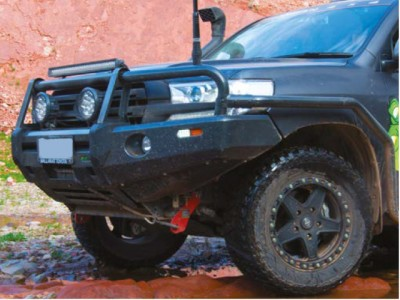 Ironman 4x4 Recovery Point - Toyota Landcruiser 200 Series