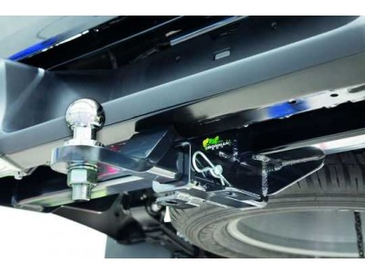 Ironman 4x4 Tow Bar suitable for Ford Ranger PX II