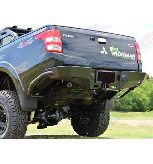 Ironman 4x4 Triton MQ Rear Protection Tow Bar