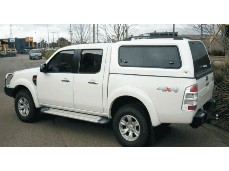 Ironman 4x4 Ute Canopy Suitable For Mazda BT-50 2006-12 (Round ...