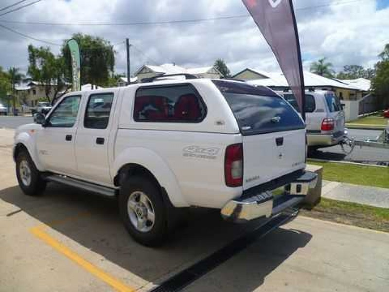 Ironman 4x4 Ute Canopy - Nissan Navara D22 2002 on (Square Profile) & Ironman 4x4 Ute Canopy - Nissan Navara D22 2002 on (Square Profile ...