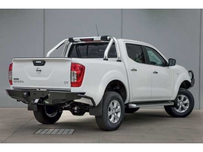 Ironman 4x4 Rear Protection Tow Bar - Navara NP300