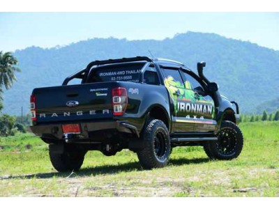 Ironman 4x4 Rear Protection Tow Bar - Ranger PX/PXII