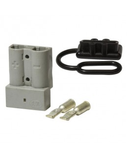 KT Cables 50 Amp Connector with Rubber Cover (Each)