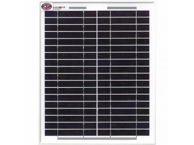 KT Cables Solar Panel 10 Watt Mono