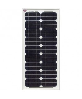 KT Cables Solar Panel 20 Watt Mono
