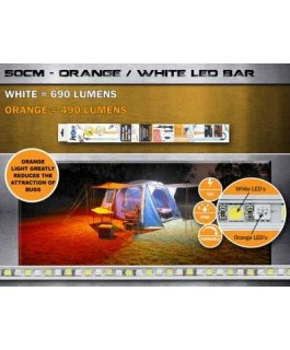 KORR LED Camp Light 48cm Orange/White LED kit