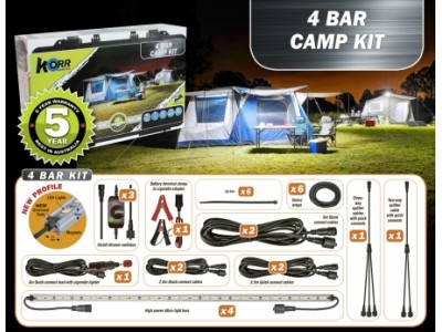4 BAR CAMP KIT