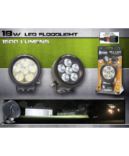 18w Round LED Floodlight