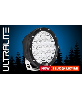 Hard Korr 7 inch Ultralite Series LED Driving Light