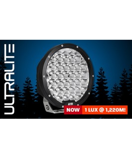 Hard Korr 9 inch Ultralite Series LED Driving Light (Each)