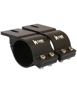 Korr Bull Bar Brackets 49-54mm (Black)