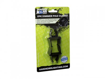 Dimmer Pole Clamps (2 Pack)