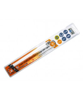 KORR LED Camp Light 25cm Orange/White LED Light Bar