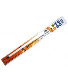 KORR LED Camp Light 48cm Orange/White LED Light Bar (Each)