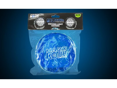 Korr Protective Covers For 6 Inch Bzr Series Driving Lights (Blue)