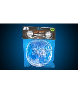 Korr Protective Covers For 7 Inch Bzr Series Driving Lights (Blue)