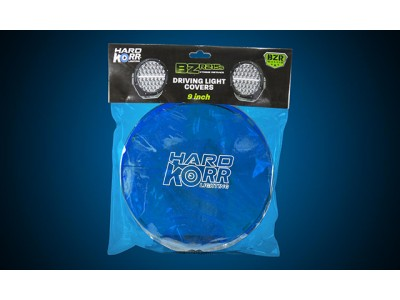 Korr Protective Covers For 9 Inch Bzr Series Driving Lights (Blue)