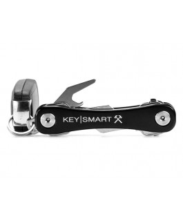 KeySmart Rugged w/Belt Clip, Bottle Opener Aluminium