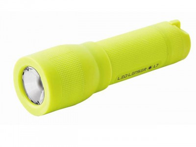 LED Lenser L7 High Visibility Yellow