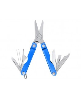Leatherman Micra in blue anodise