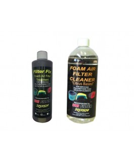 Unifilter Filter Fix Oil and Foam Filter Cleaner