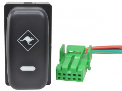 Lightforce Driving Light Switch Suitable For Mitsubishi Pajero, Challenger, Triton