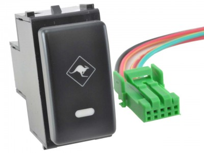 Lightforce Driving Light Switch Suitable For Nissan Patrol GU Series 4-7, Patrol Y62, Navara D40, Pathfinder R51