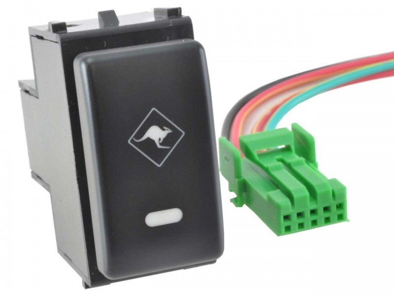 Lightforce Driving Light Switch Suitable For Nissan Patrol