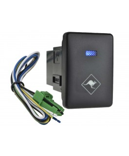 Lightforce Driving Light Switch Suit Suitable For Toyota Landcruiser 200 Series/Prado 150 Series
