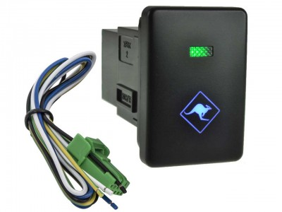 Lightforce Driving Light Switch Suit Suitable For Toyota Hilux 2015 on