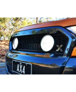 Lightforce Ford Ranger X Grille With Integrated Lightforce Venom Led Driving Lights (Kit)