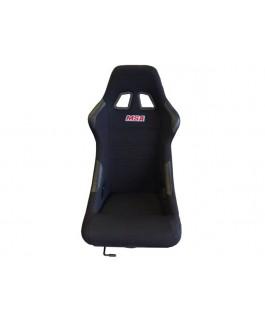 MSA Safety Racing Seat Steel (Black)