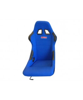 MSA Safety Racing Seat Steel (Blue)