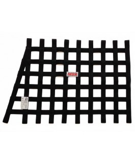 MSA Safety Window Net SFI Approved(Angled) (Black) (Each)