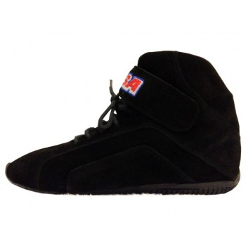 MSA Safety Mid Top Racing Boot FIA / SFI Approved (Size 8)