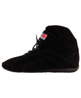 MSA Safety Mid Top Racing Boot FIA / SFI Approved